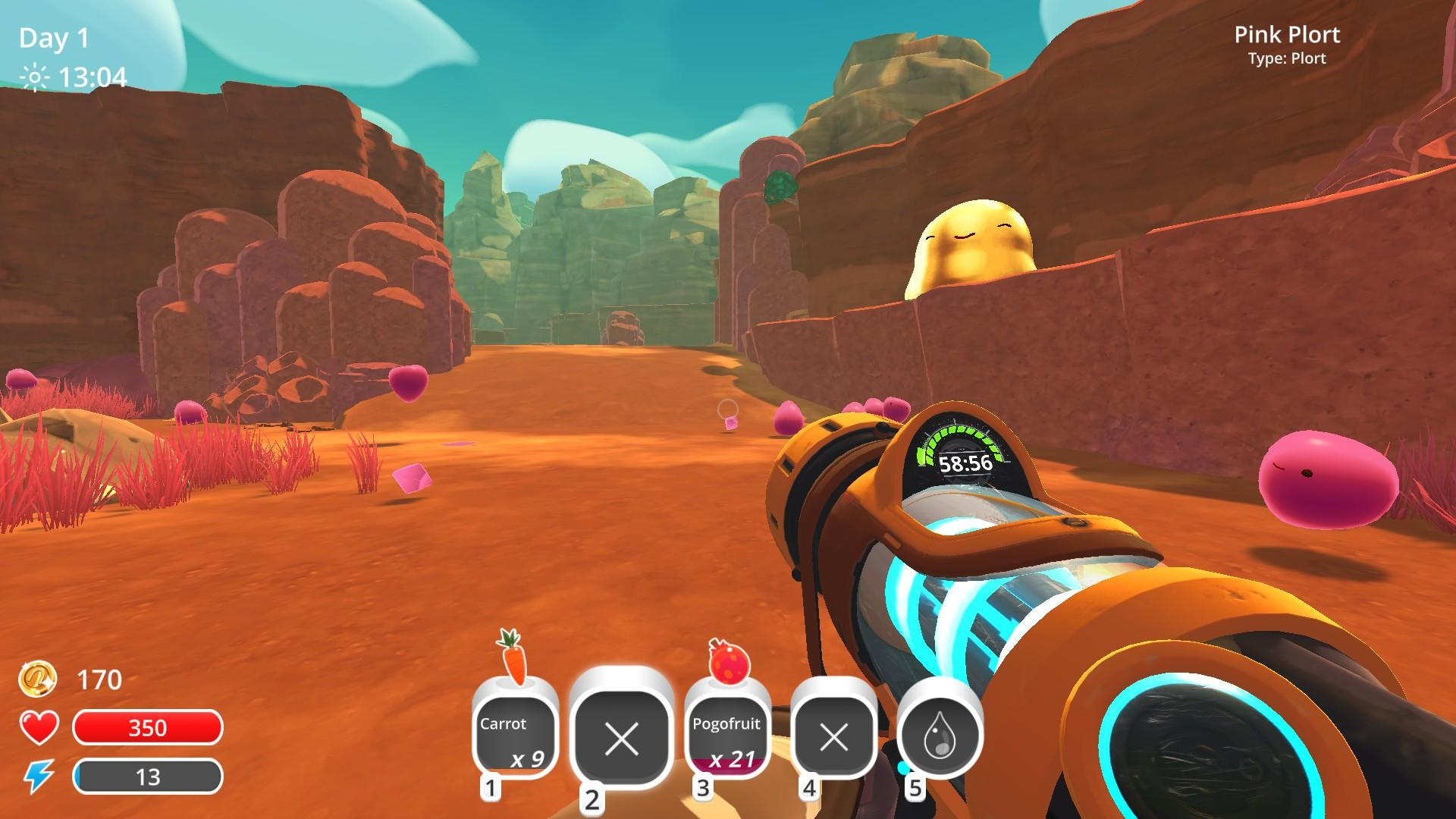 Slime Rancher - Detailed Guide to Rush Mode and Achieving