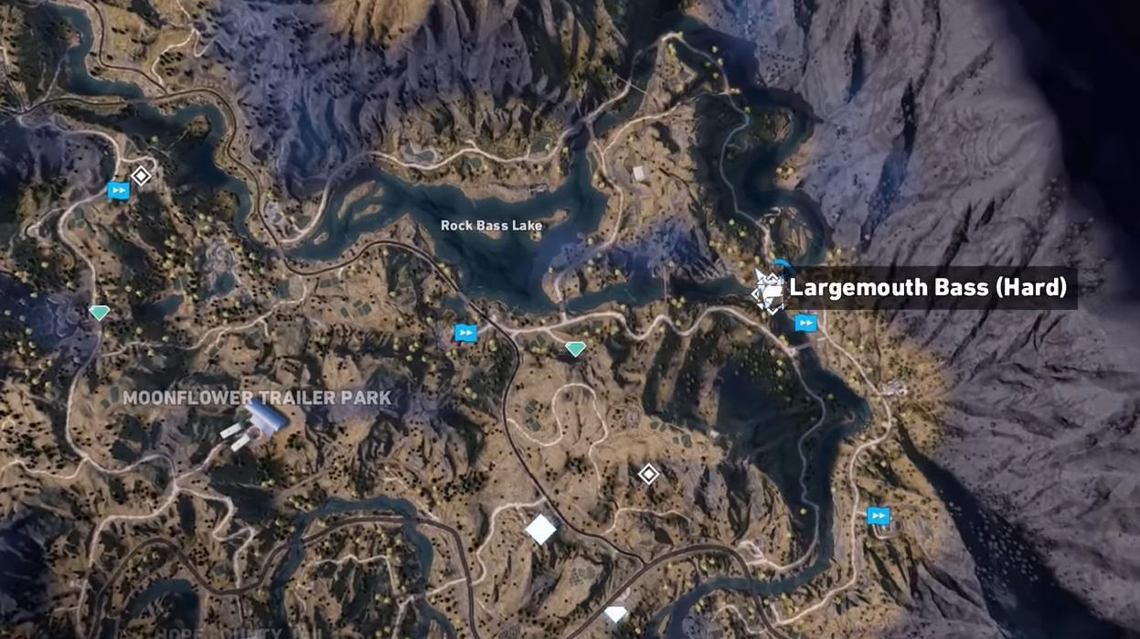 far cry 5 fish location