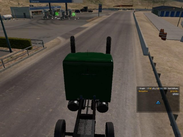 American Truck Simulator - How to Get to a Race Track (Start Your Engines Achievement)