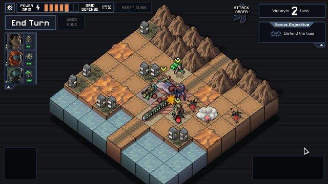 Into the Breach - Squad Tier Rank
