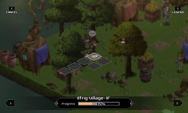 Azure Saga: Pathfinder - Locations, Side Quests and Secrets
