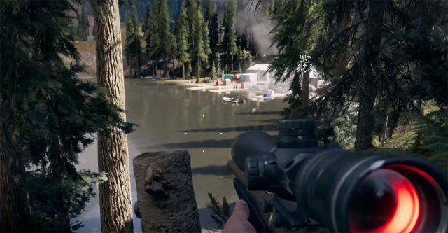 Far Cry 5 - How to Get Ghost Kill Achievement