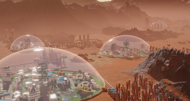 Surviving Mars - Basic Startup Guide to Self-Sufficiency