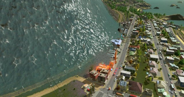 Cities: Skylines - Island Hopping Scenario
