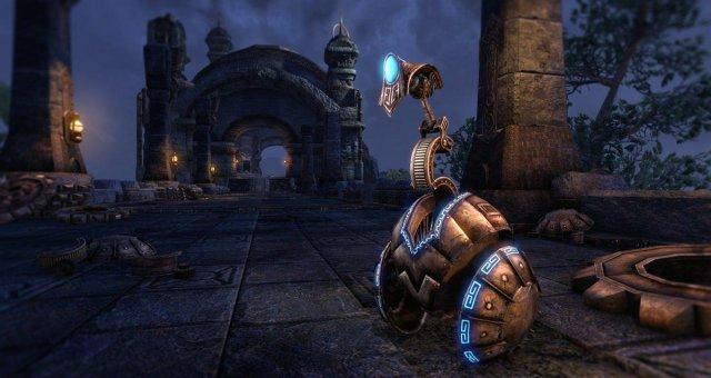 The Elder Scrolls Online - Dwarven Theodolite Pet Guide for Morrowind