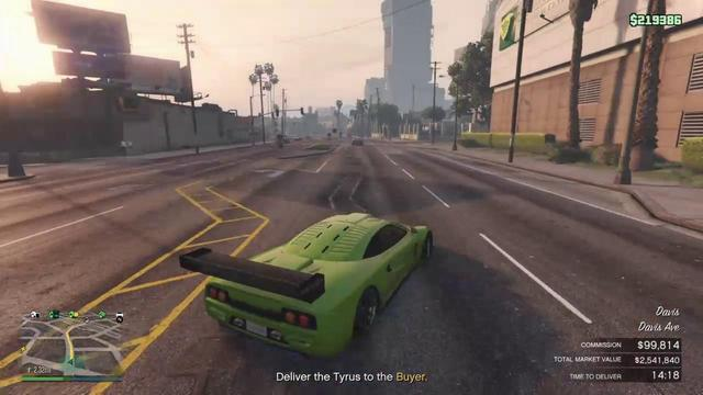 GTA 5 - How to Import / Export Cars Getting Only Top Range Cars