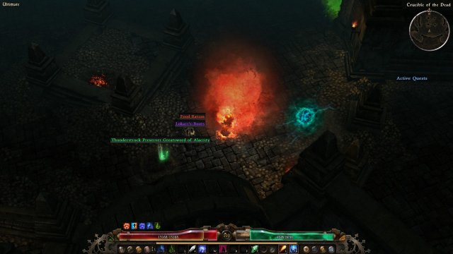 Grim Dawn - Deceiver (Resistance Shred Caster)