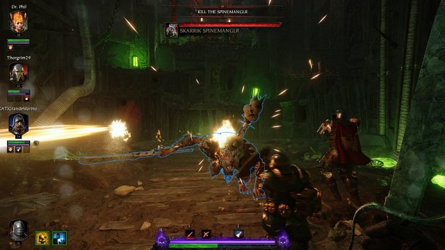 Warhammer: Vermintide 2 - Into the Nest: Spinemangler