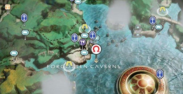God of War - All Muspelheim Cipher Piece Locations