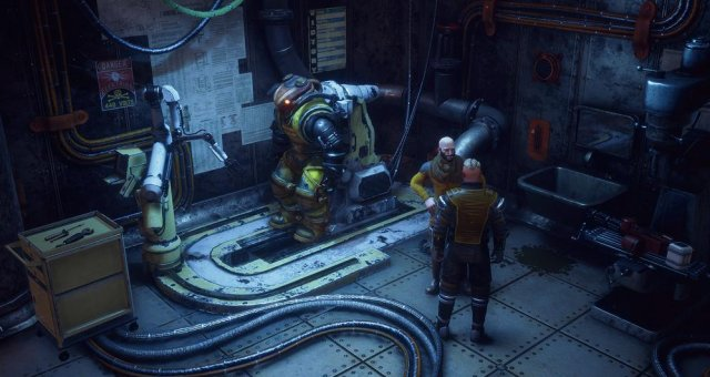 INSOMNIA: The Ark - Gameplay Teaser