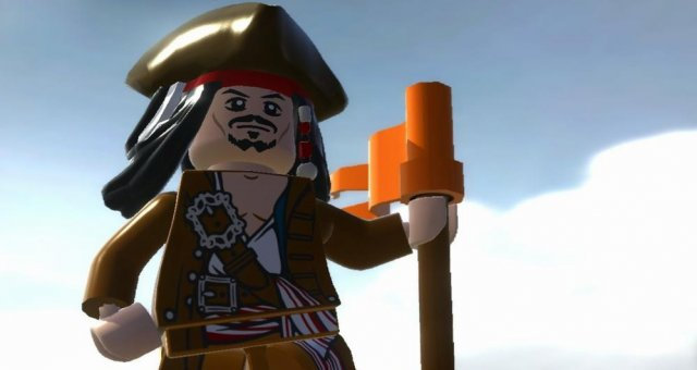 LEGO Pirates of the Caribbean - Cheat Codes