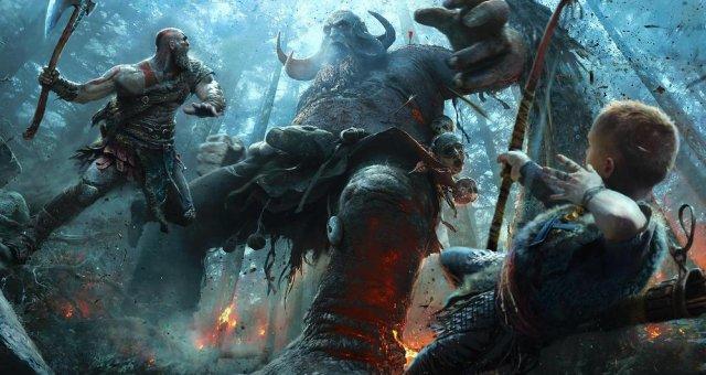 God of War - All Odin's Ravens Locations