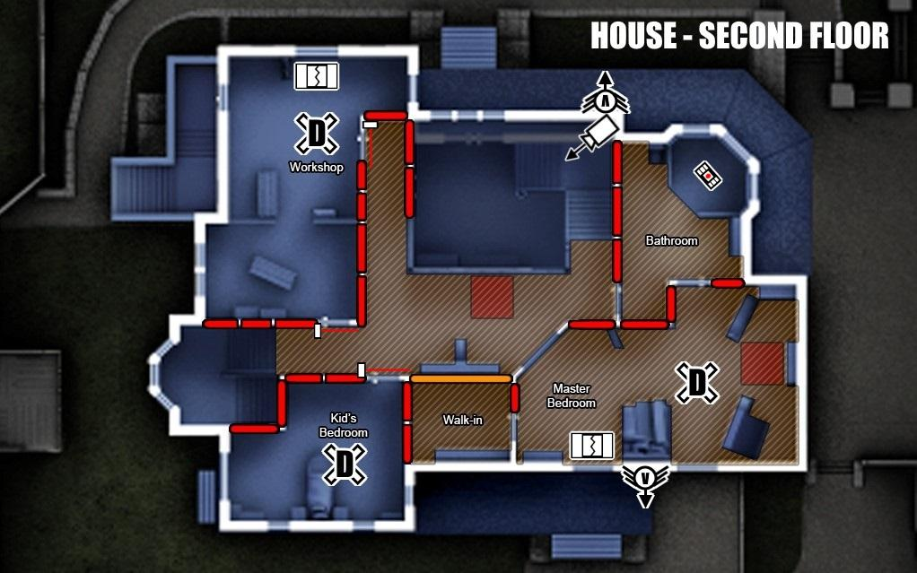 Rainbow Six Siege - Some Map Tips & Tricks