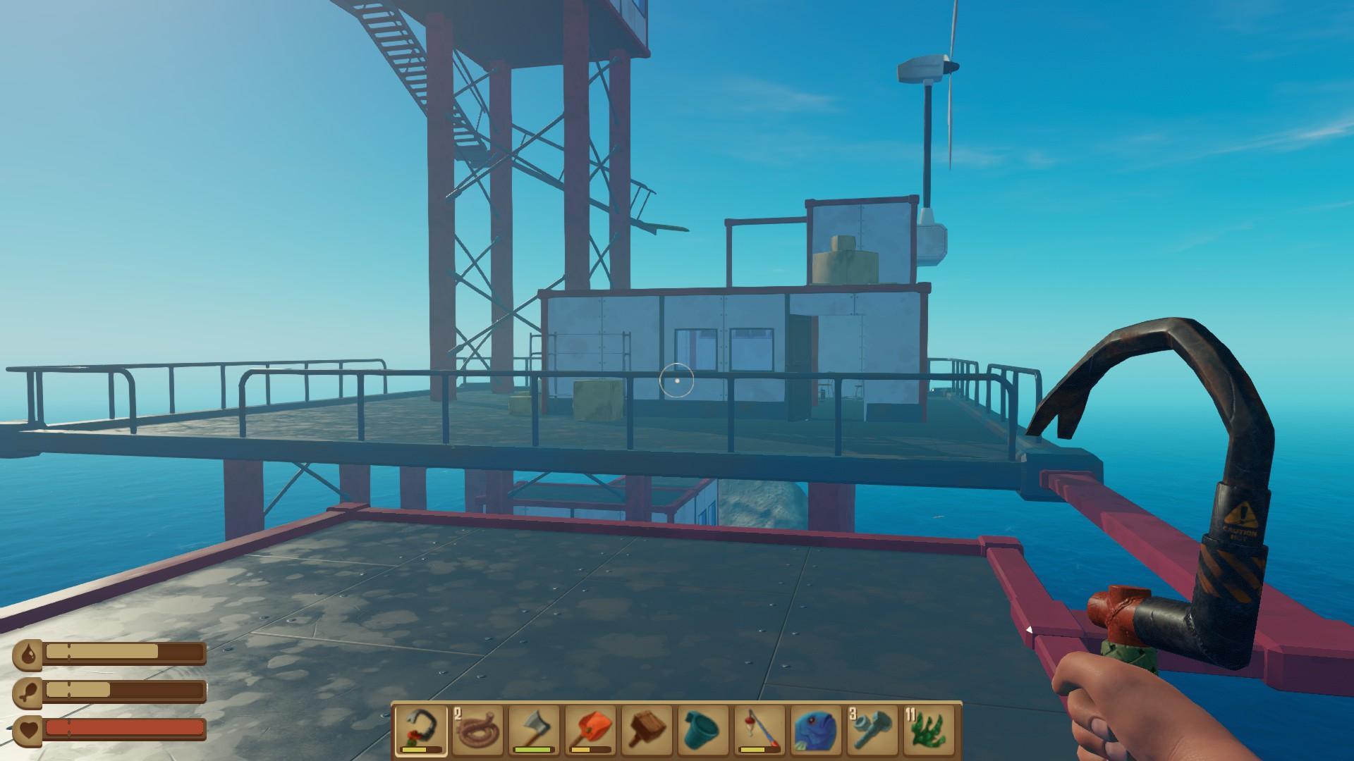 Raft End Game Spoiler