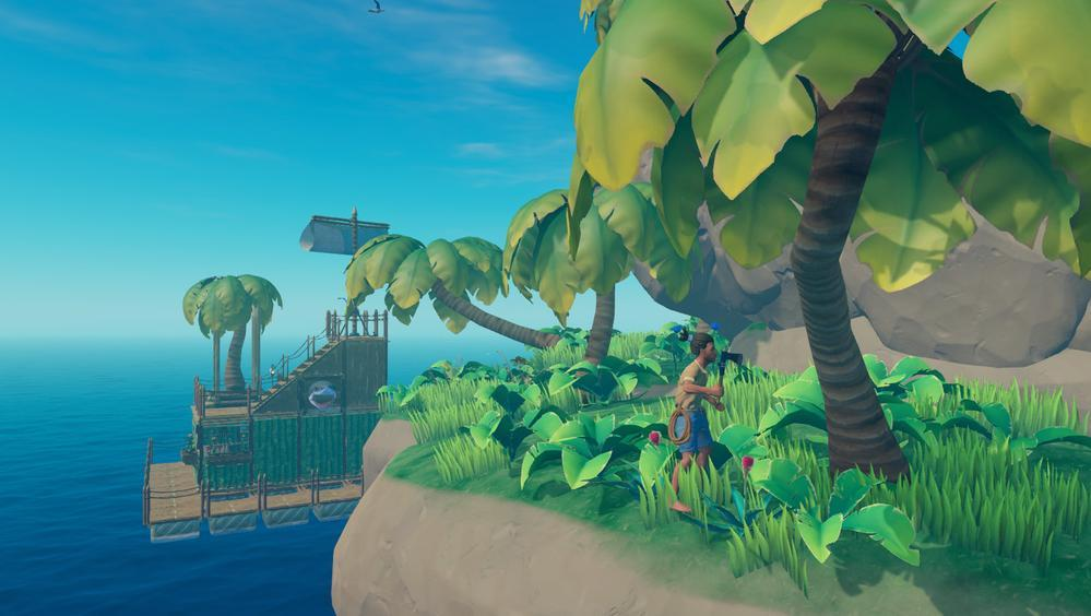 <b>Raft</b> - Island Hopping