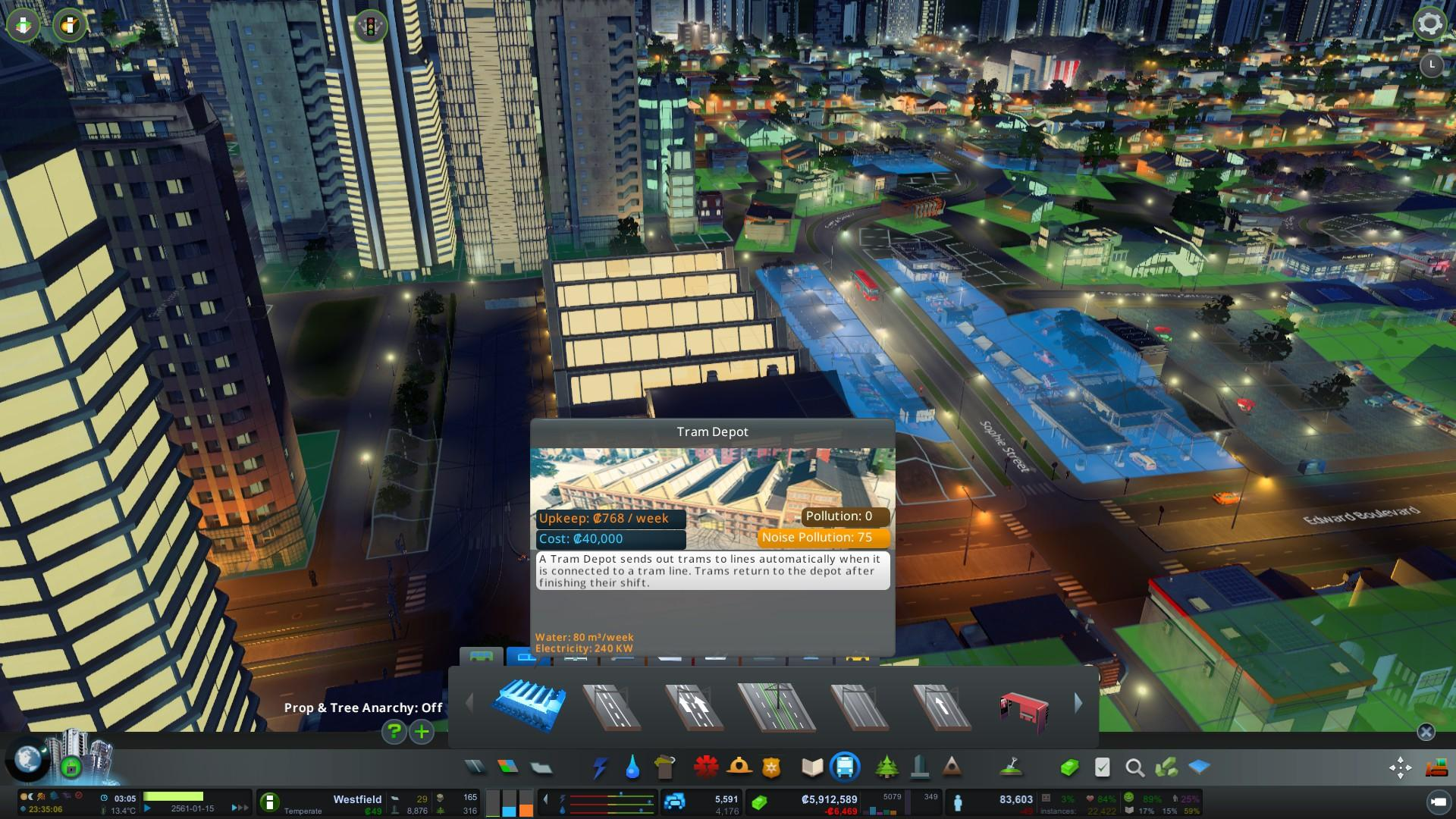 Cities: Skylines - Trams Guide (Tips and Tricks)