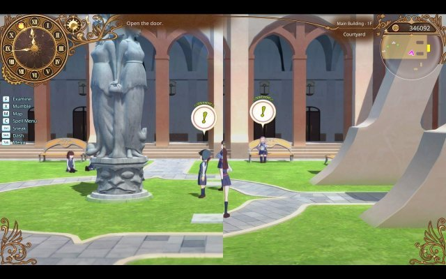 Little Witch Academia: Chamber of Time - How to Get the Laundry King Achievement