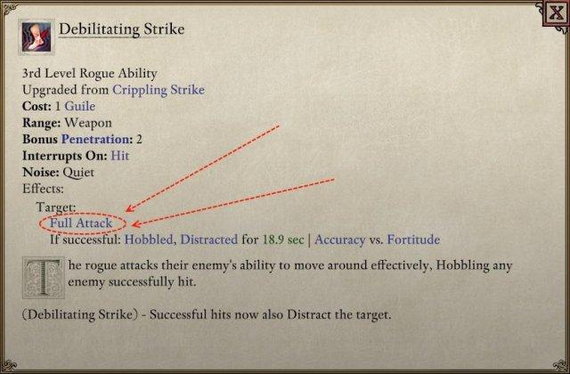 Pillars of Eternity II: Deadfire - Combat Basics