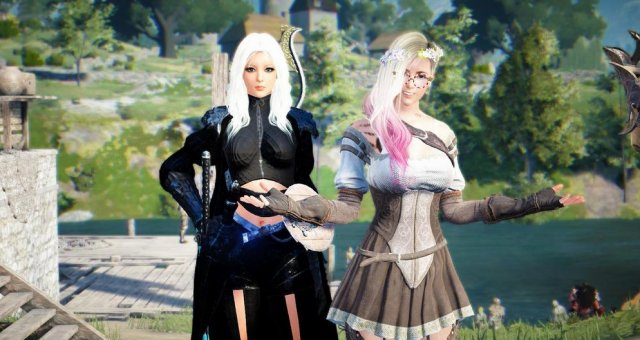 Black Desert Online - Cheapest Newbie Gear at Mediah Level