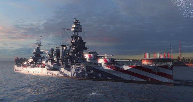 World of Warships - Scenario Walkthroughs