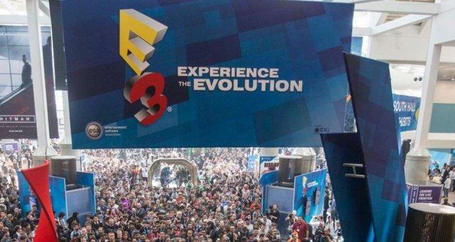 E3 2018 - Press Conference Schedule
