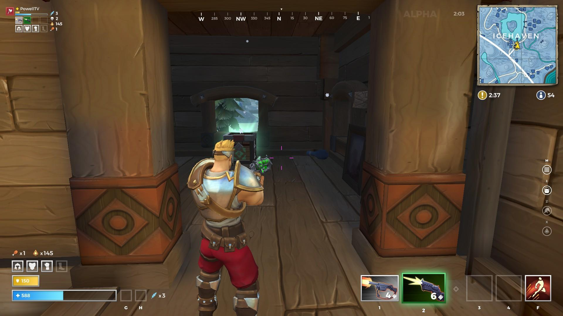 Realm Royale - Warrior Guide