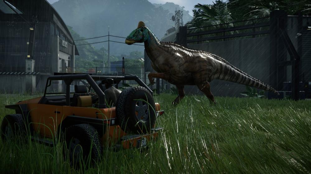 Jurassic World Evolution - How to Unlock Jeep Skins