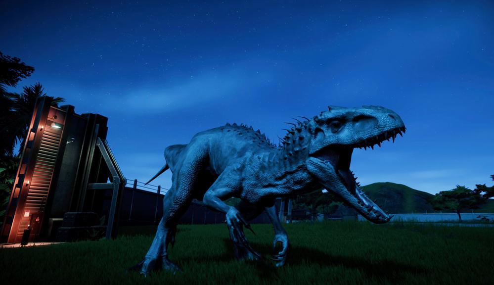 Jurassic World Evolution - All Ingen Database Entries (I