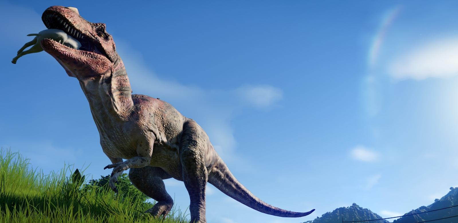 Jurassic World Evolution - Cosmetic Genes Guide