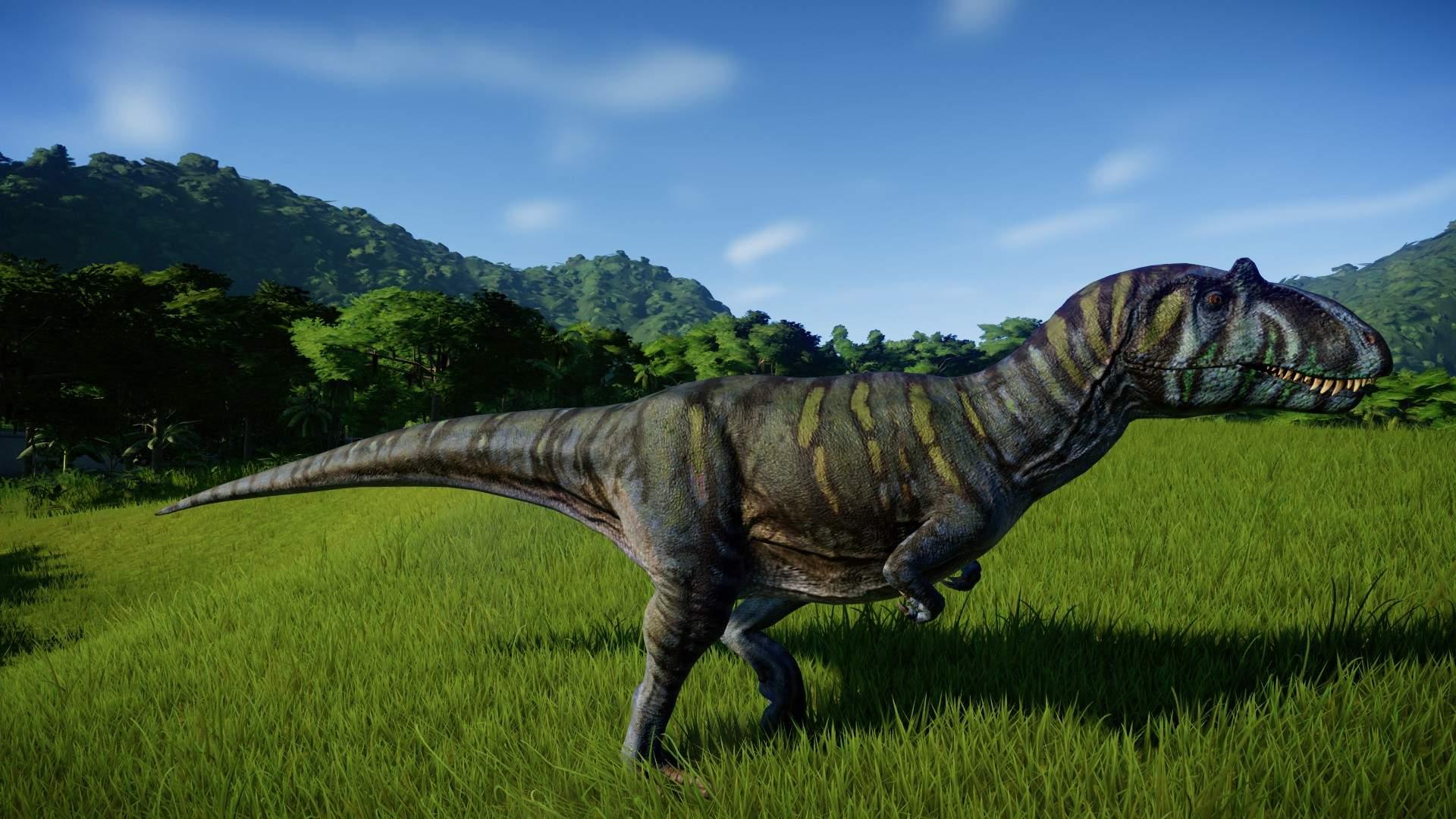 Jurassic World Evolution Cosmetic Genes Guide