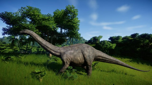 Jurassic World Evolution - Dinosaur Requirements