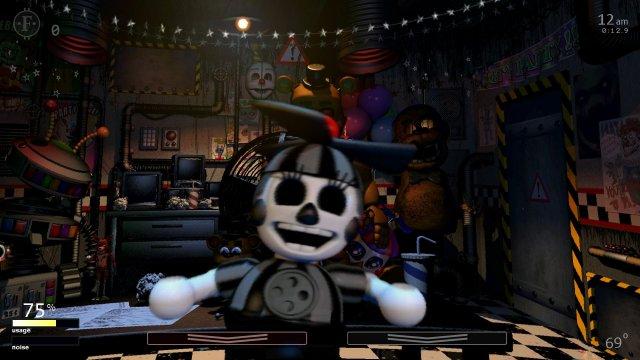 Ultimate Custom Night - DeeDee Exclusive Character Guide
