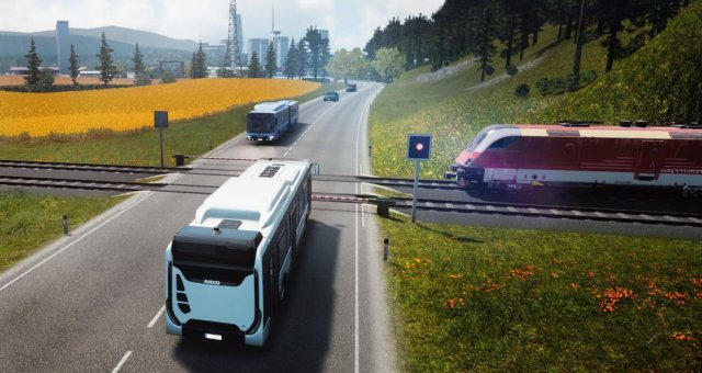 Bus Simulator 18 - All Collectibles & Easter Egg Locations