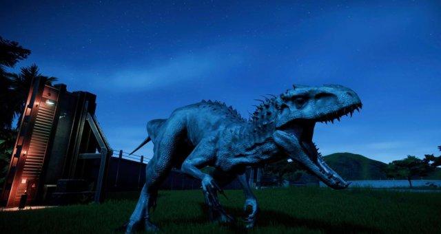 Jurassic World Evolution - All Ingen Database Entries (I Read Your Book Achievement)
