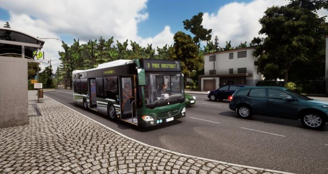 Bus Simulator 18 - How to Get the Happily Married Achievement