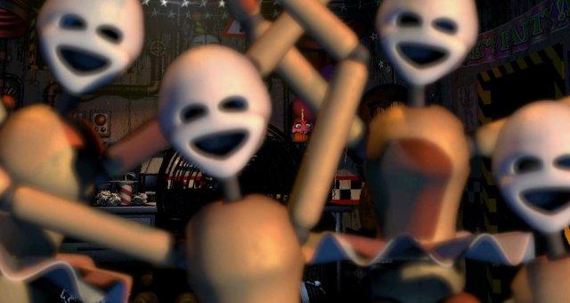 Ultimate Custom Night - The Fredbear Jumpscare Secret