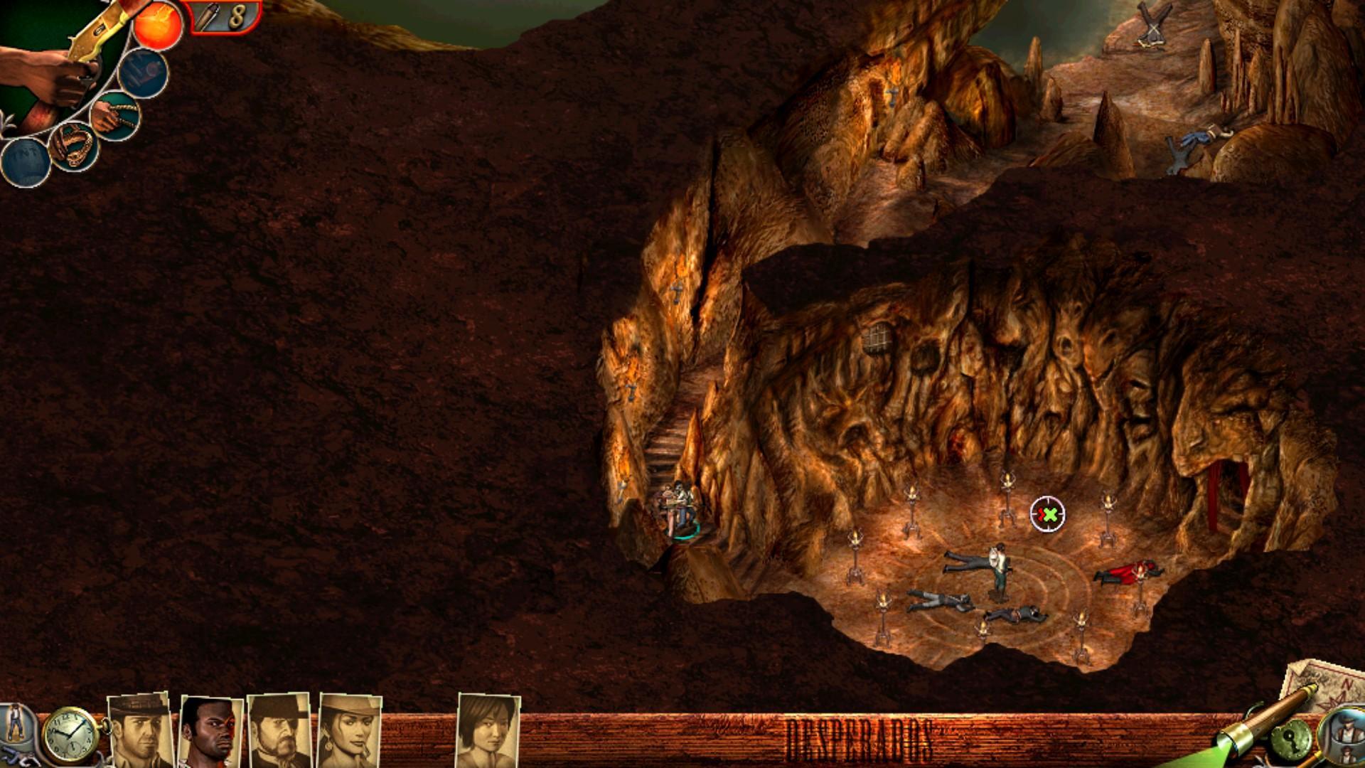 Desperados Wanted Dead Or Alive How To Kill El Diablo Mission 24
