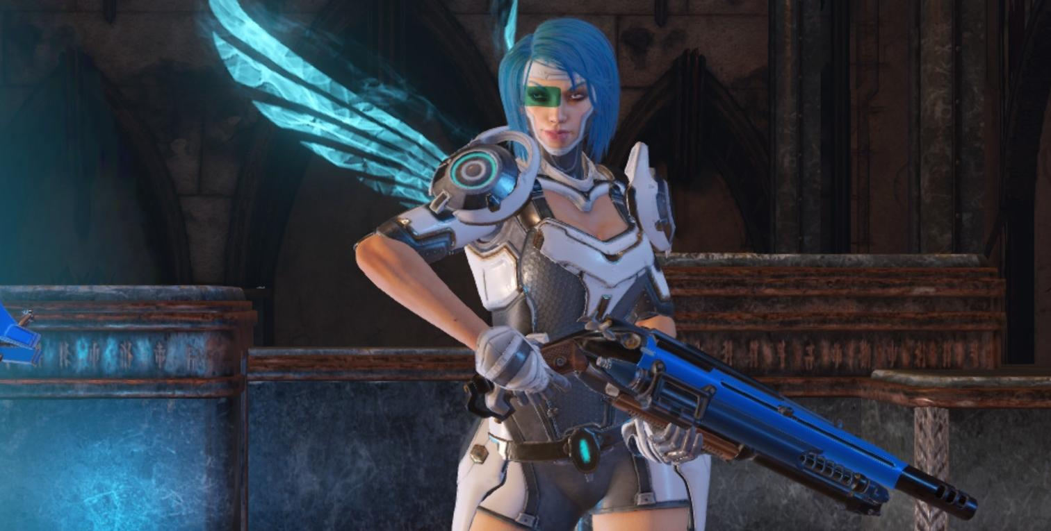Quake Champions - Time to Unlock Champion for Free