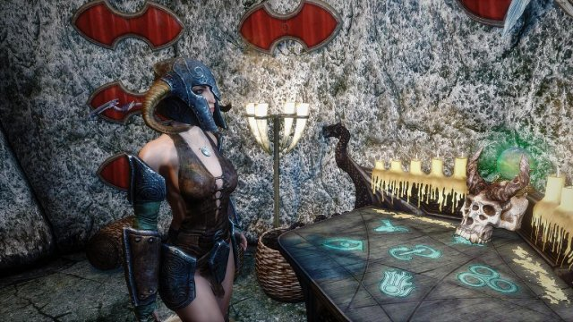 The Elder Scrolls V: Skyrim - Max Fortify Enchanting, Alchemy, Smithing