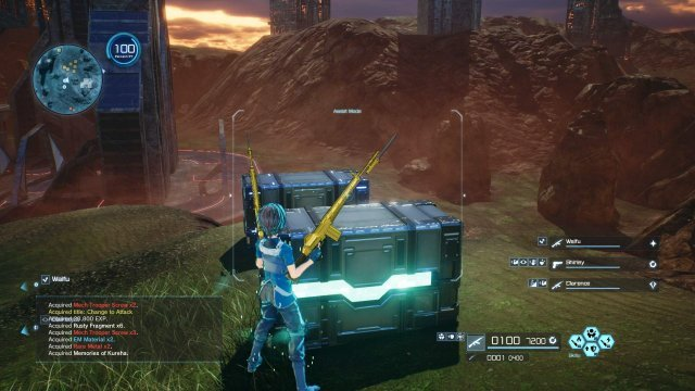 Sword Art Online: Fatal Bullet - All Memories of X Items, New Treasure Box and Teleporter Codes