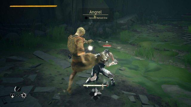 Absolver - Farming Angrel