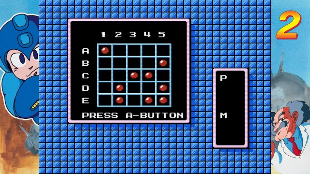 Mega Man Legacy Collection - Passwords and Boss Order