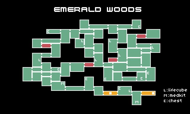 Omega Strike - Location Maps