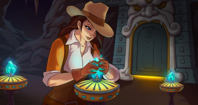 Alicia Quatermain 2: The Stone of Fate - Secret Puzzle Pieces