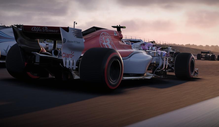 F1 2018 - Baseline Career Mode Setups