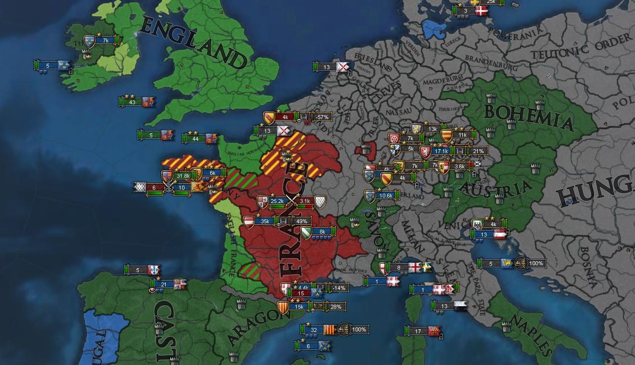 Europa Universalis IV - Byzantium Start Guide [1.9.2 ...