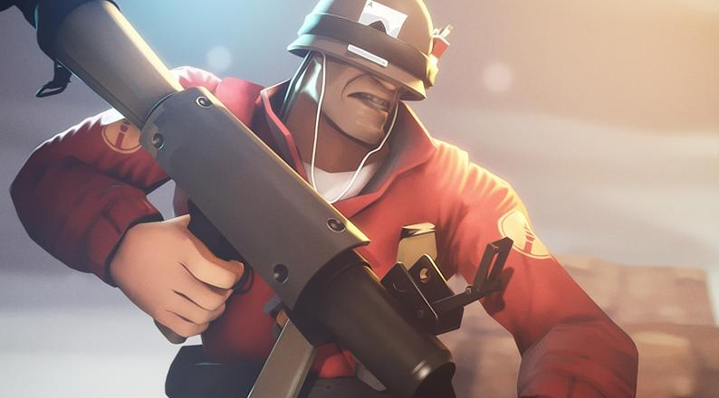 Team Fortress 2 - Soldier Guide (2018)