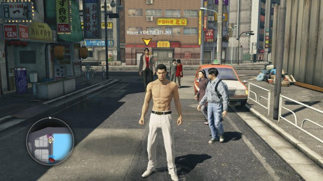 Yakuza 0 - How to Easily Defeat Mr. Shakedown