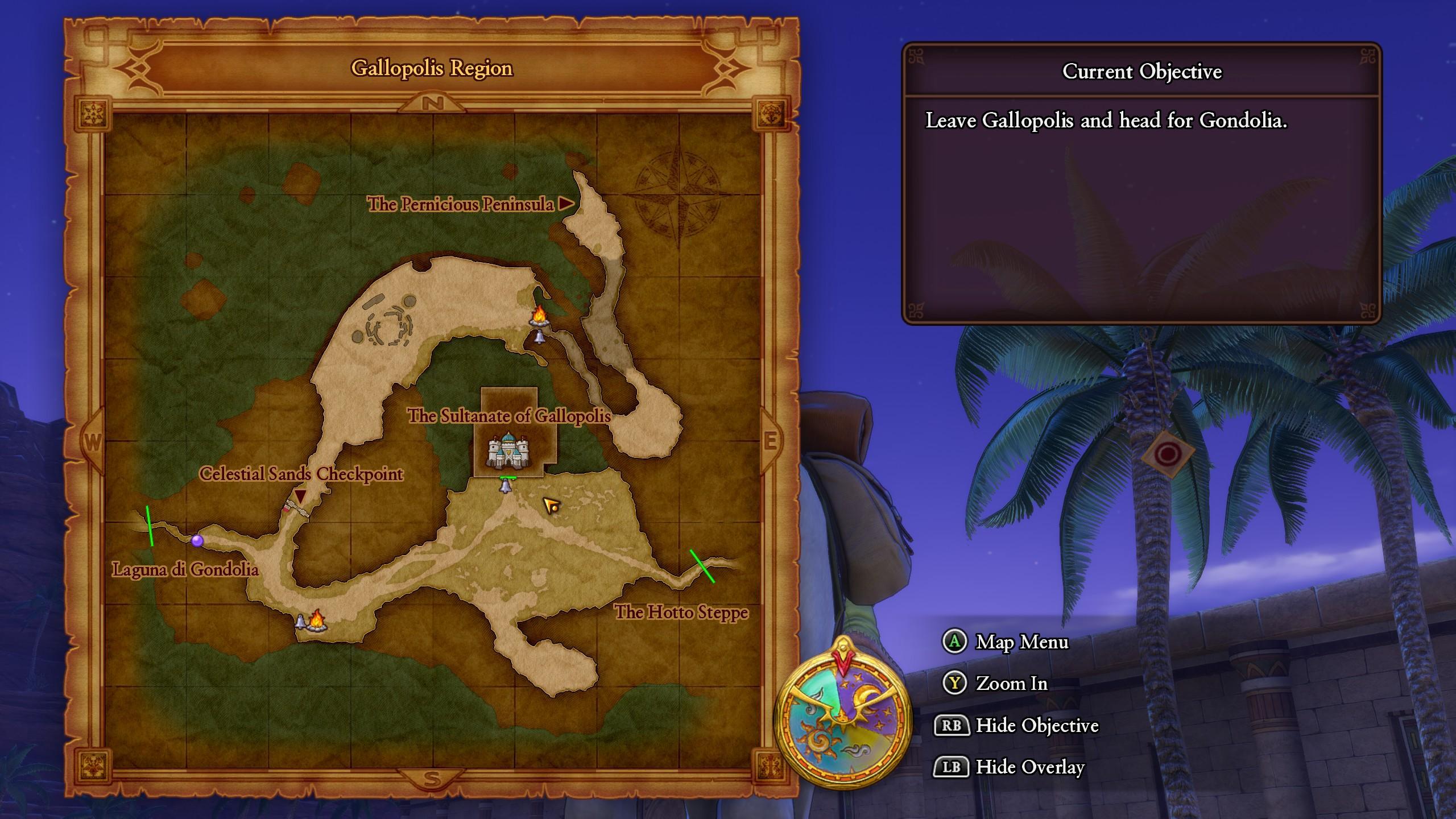 dragon quest 11 casino tips