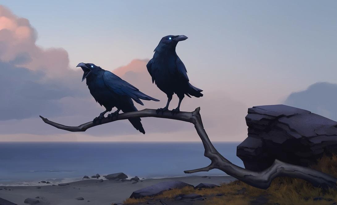 northgard huginn and muninn raven clan guide